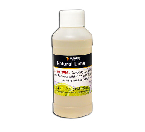 Brewer's Best Natural Lime Flavour Extract