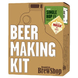 Brooklyn Brewshop Beer Making Kit: Mosaic Single Hop IPA