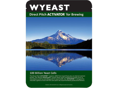 Wyeast Smack Pack