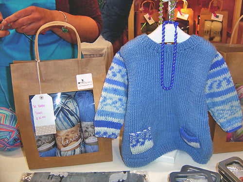 Showstopper Knitting Kit For Baby, Toddler or Child - Boys and Girls