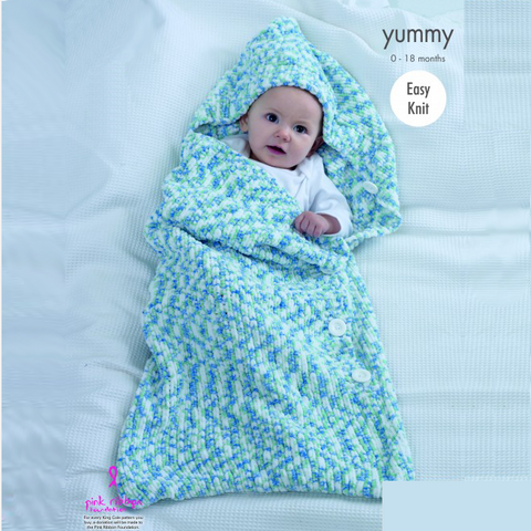 Yummy Cocoon Knitting Kit