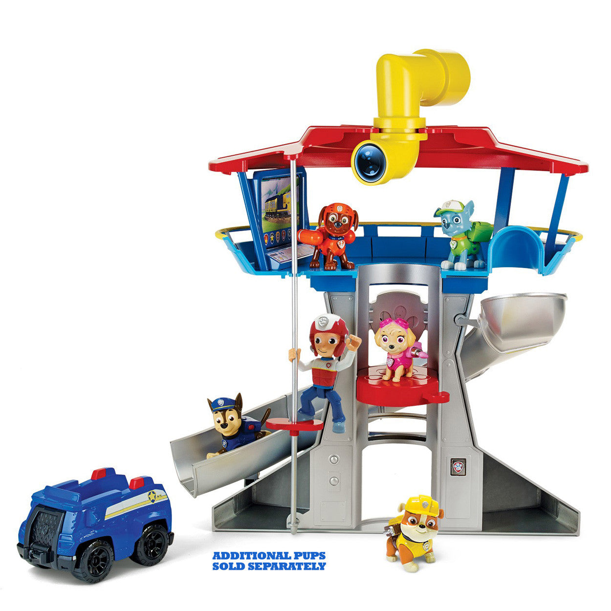 Paw Patrol Lookout Playset - nickelodeonstore.co.uk