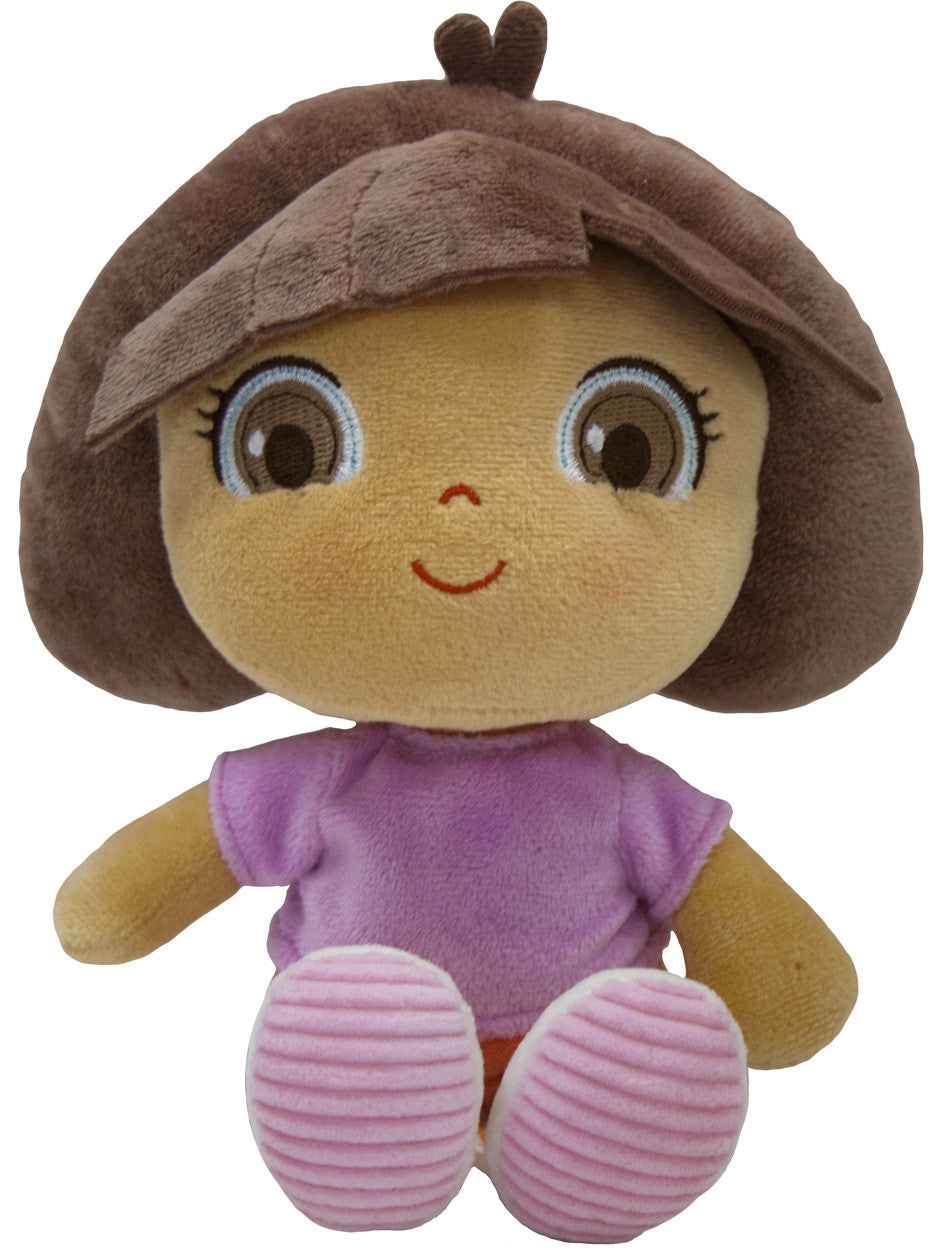 "Dora The Explorer ""Baby Dora"" Chime Plush - nickelodeonstore.co.uk"