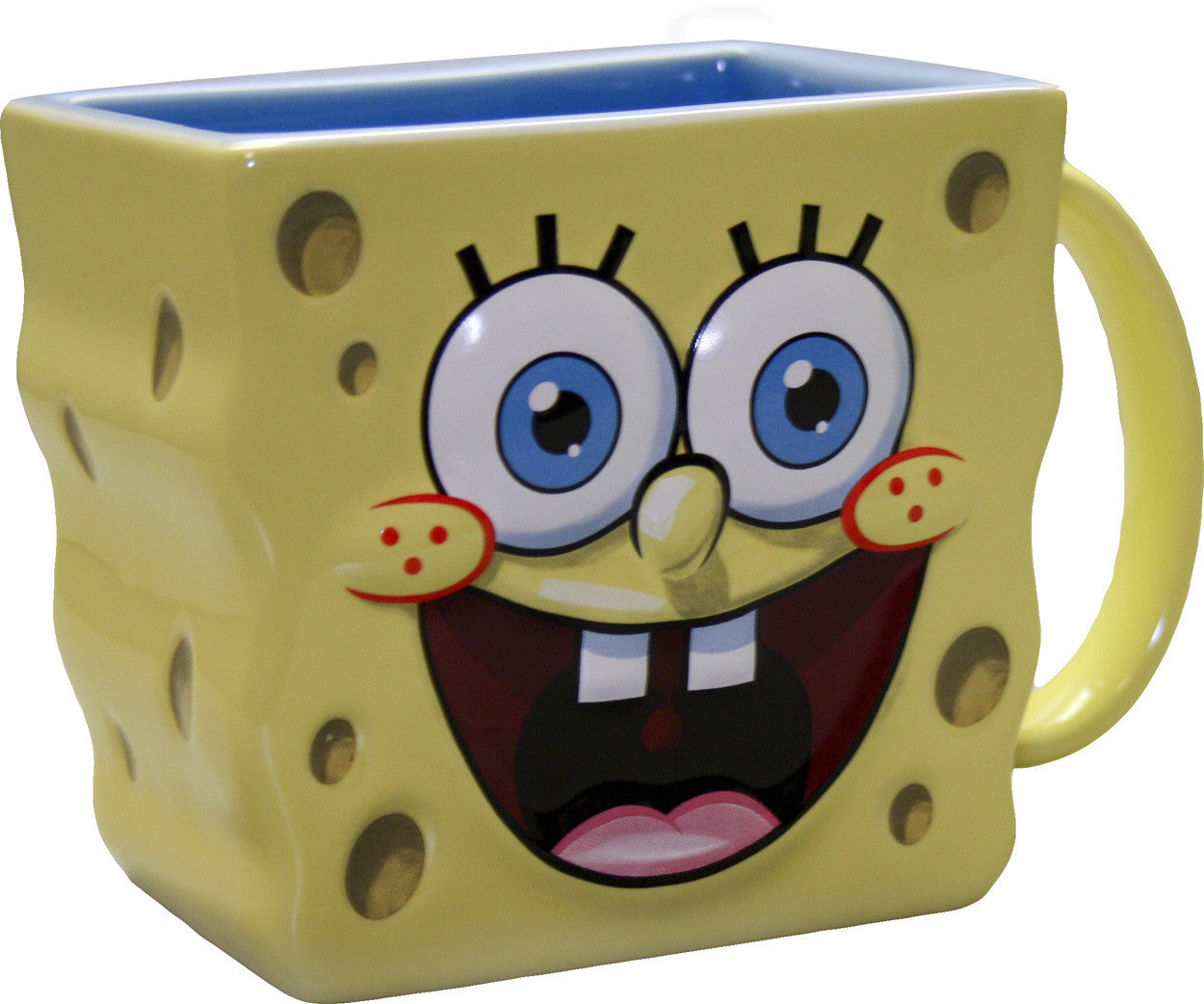 SpongeBob SquarePants face mug