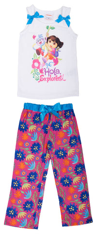 Dora The Explorer 2pc PJ Set - Toddler