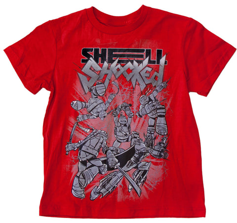 "Teenage Mutant Ninja Turtles ""Shell Shocked"" Tee - Youth"
