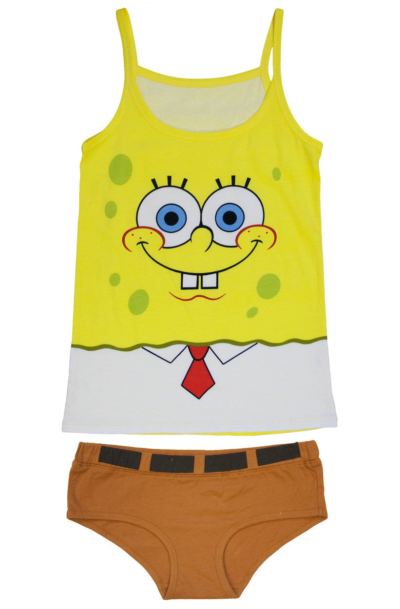 SpongeBob SquarePants the bob cami set