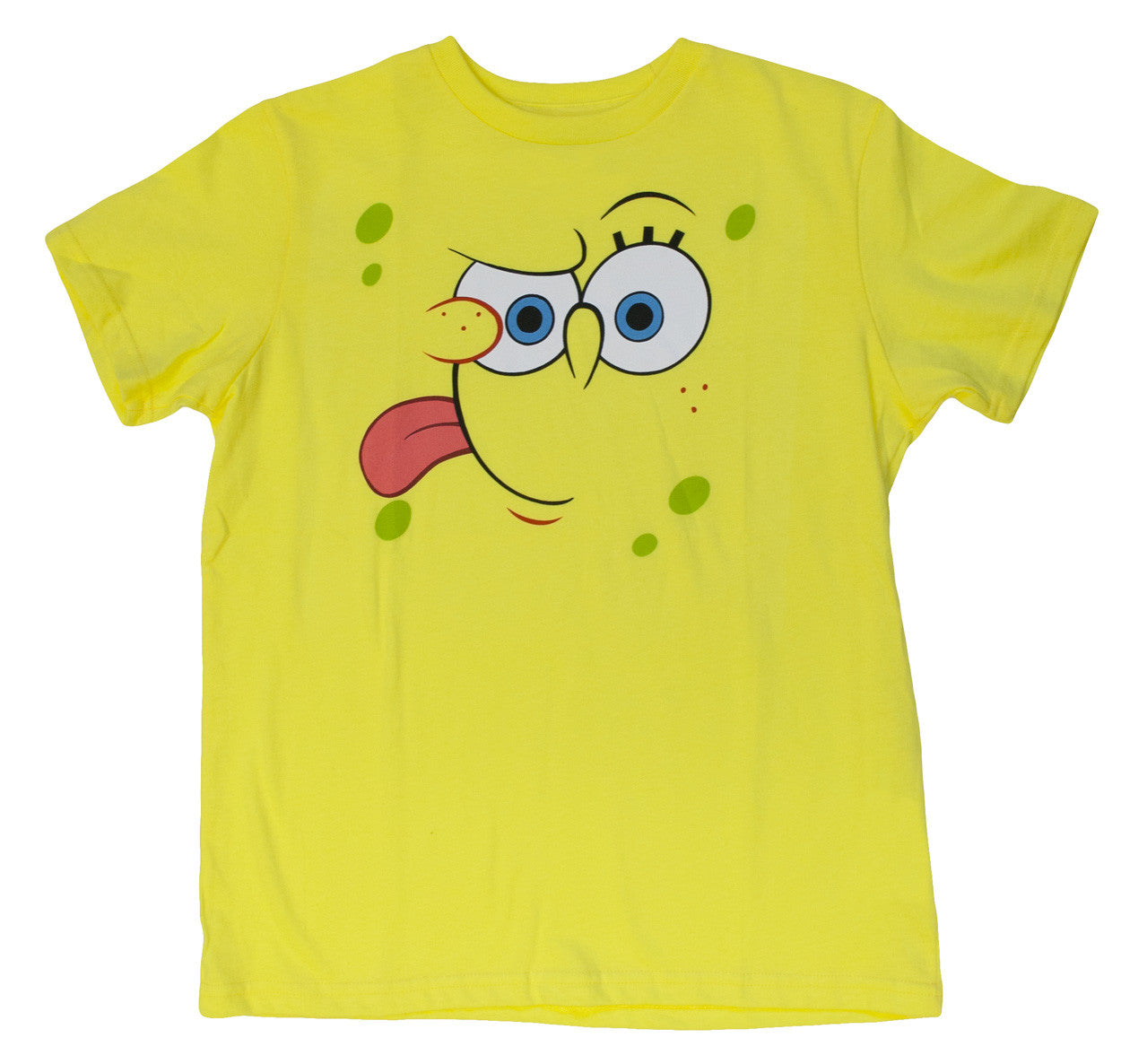 SpongeBob SquarePants Big Face t-shirt