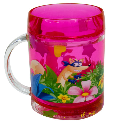 Dora The Explorer Double Wall Mug
