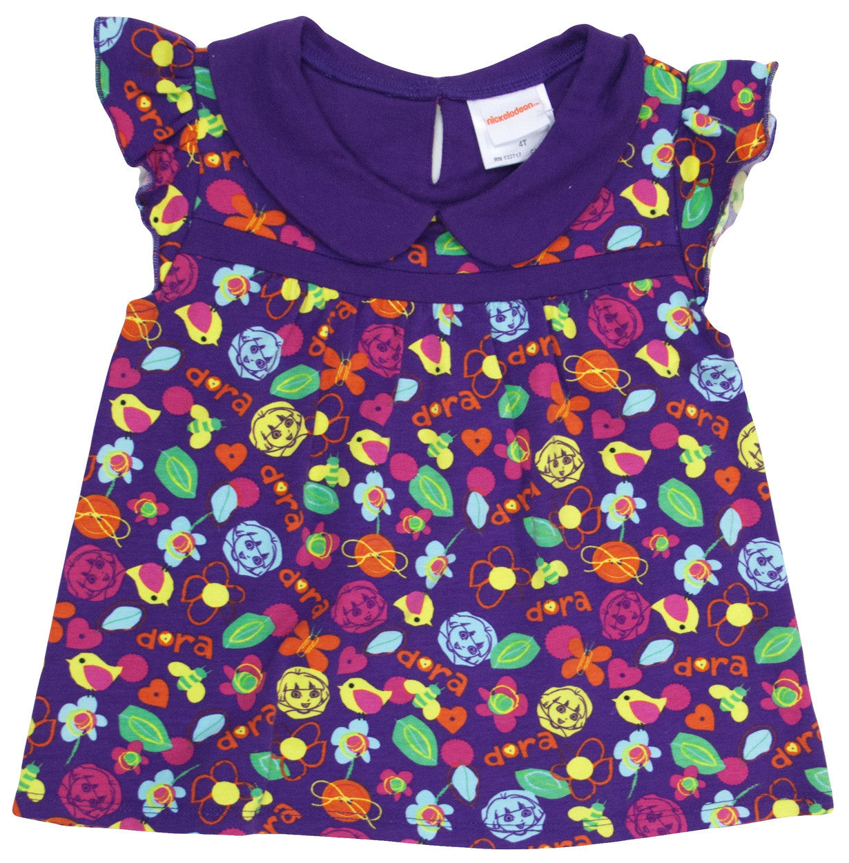 "Dora The Explorer ""Imagination"" Top - Toddler - nickelodeonstore.co.uk"