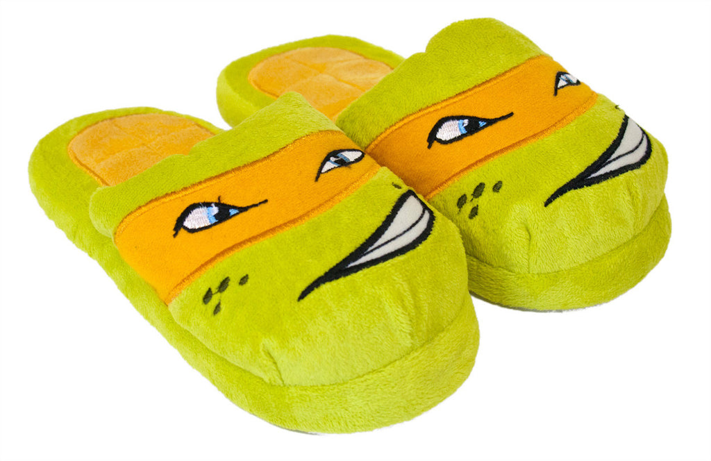 Teenage Mutant Ninja Turtles Mikey Slippers - Youth
