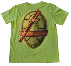 Teenage Mutant Ninja Turtles Donnie Costume Tee - Youth
