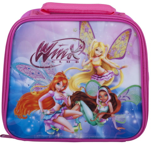 Winx Glitter Thermal Lunch box
