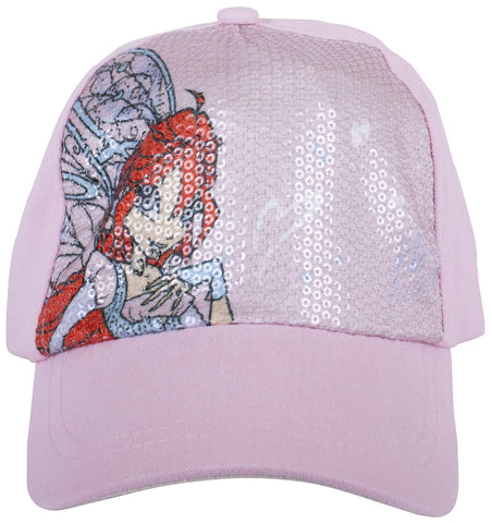 Winx Bloom Sequin Baseball Cap