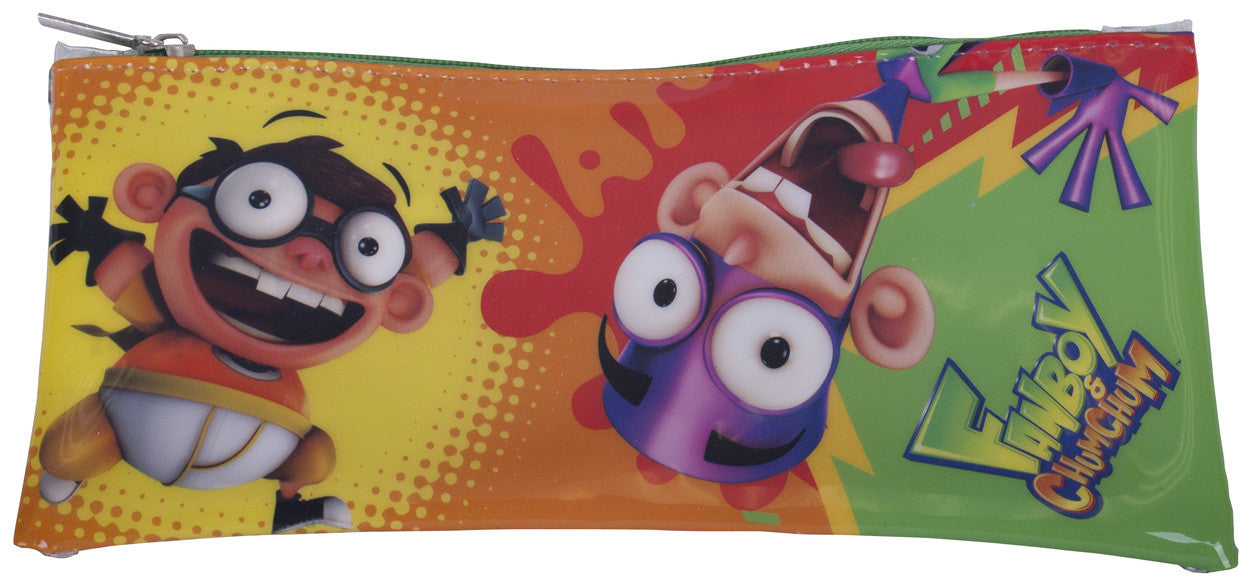 Fanboy & Chum Chum Pencil Case - nickelodeonstore.co.uk