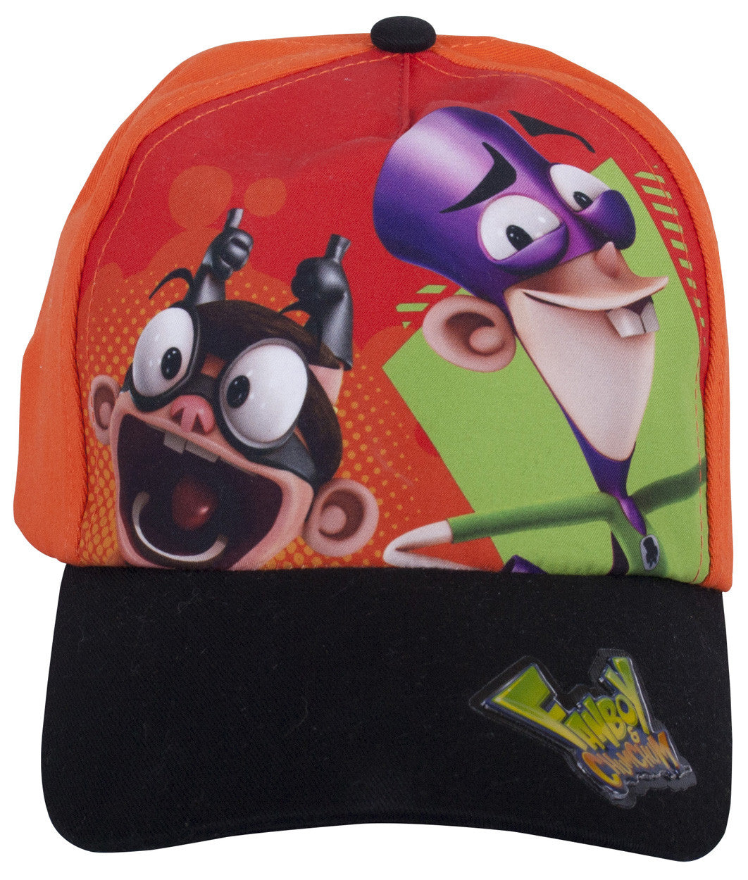 Fanboy & Chum Chum Buddies Cap - nickelodeonstore.co.uk