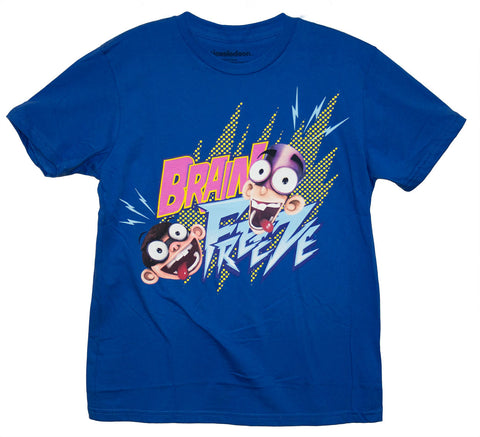 Fanboy & Chum Chum Brain Freeze Tee - Boys