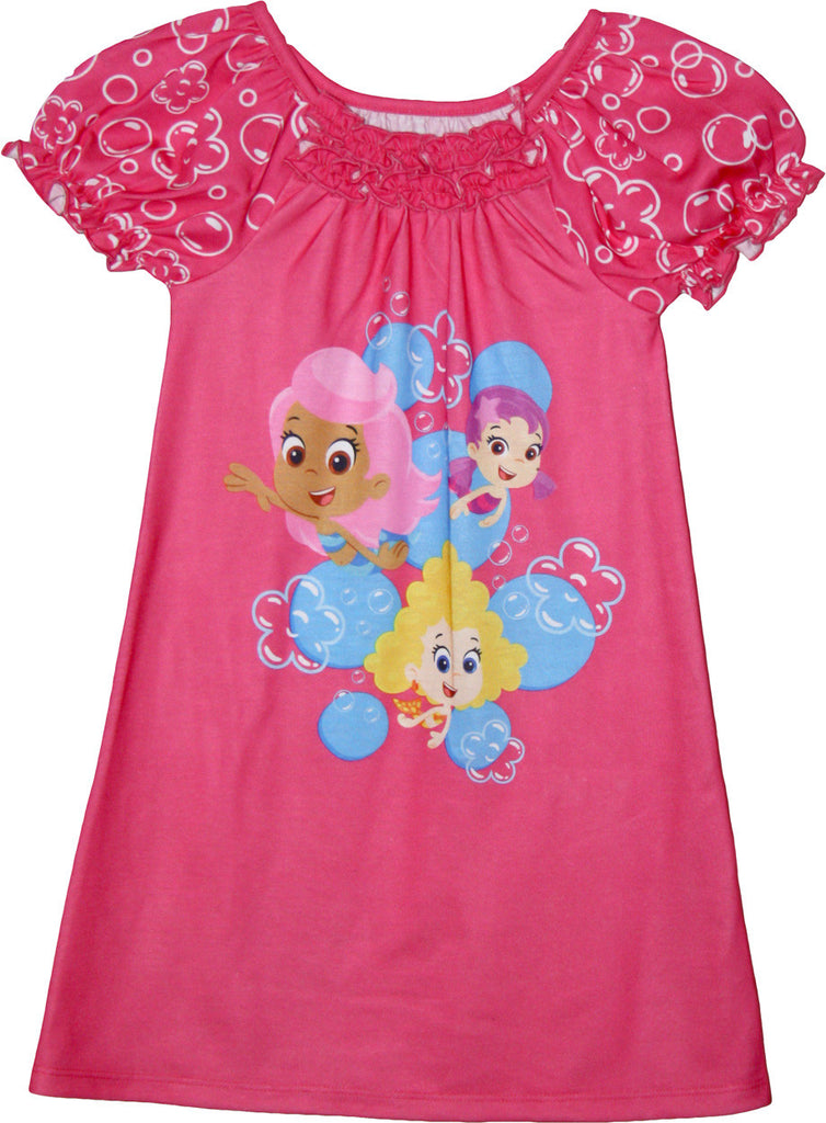 Bubble Guppies Nightgown - Toddler - nickelodeonstore.co.uk