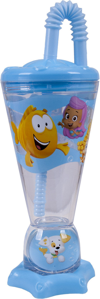 Bubble Guppies Wave Trophy Tumbler - nickelodeonstore.co.uk