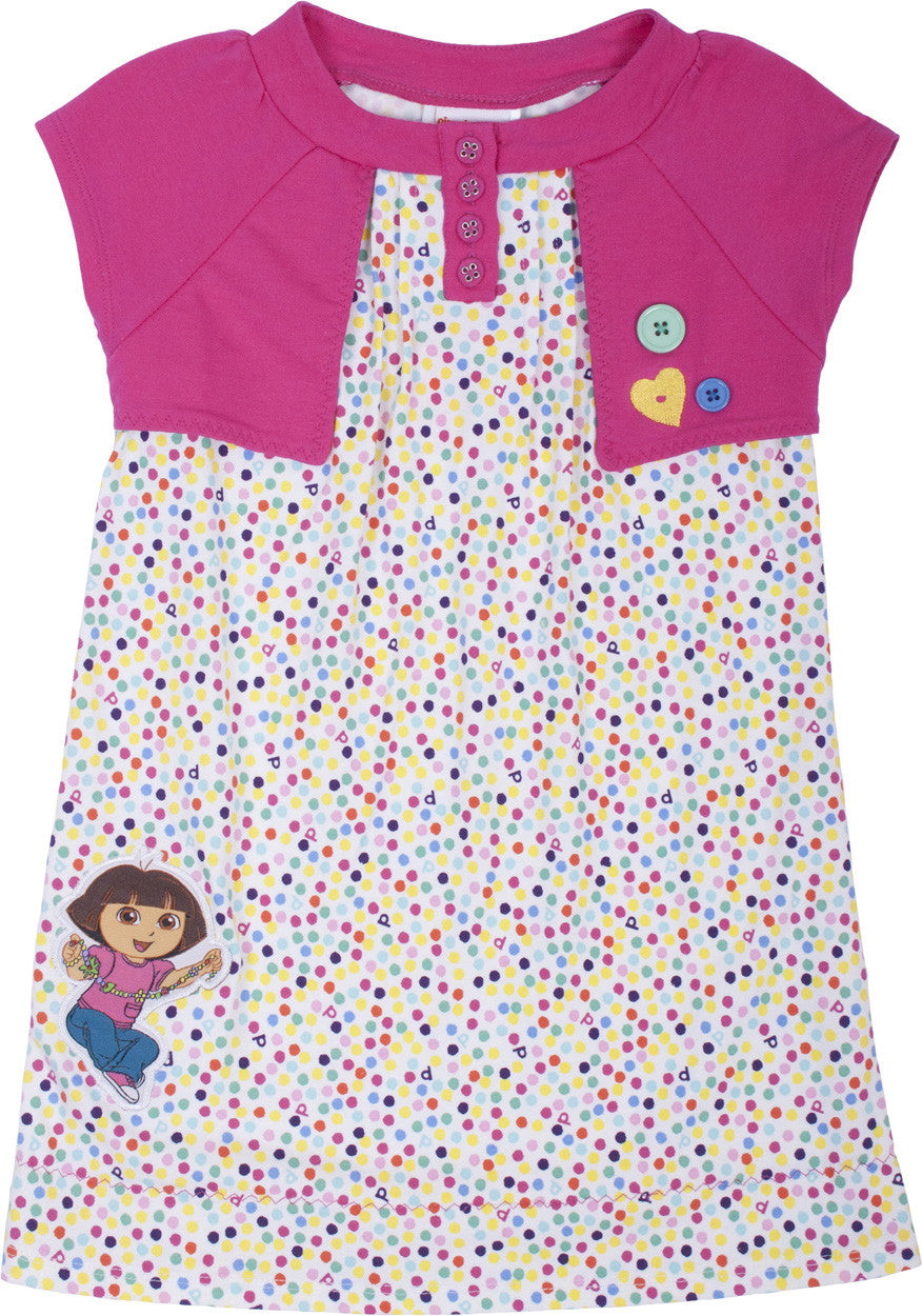 "Dora The Explorer ""Imagination"" Dress - Toddler - nickelodeonstore.co.uk"