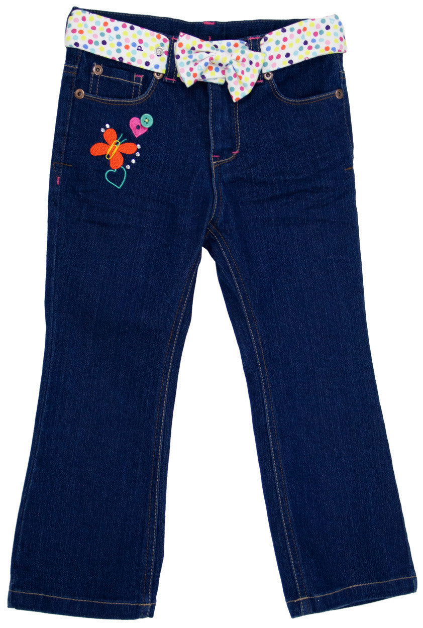 "Dora The Explorer ""Imagination"" Jeans - Toddler - nickelodeonstore.co.uk"