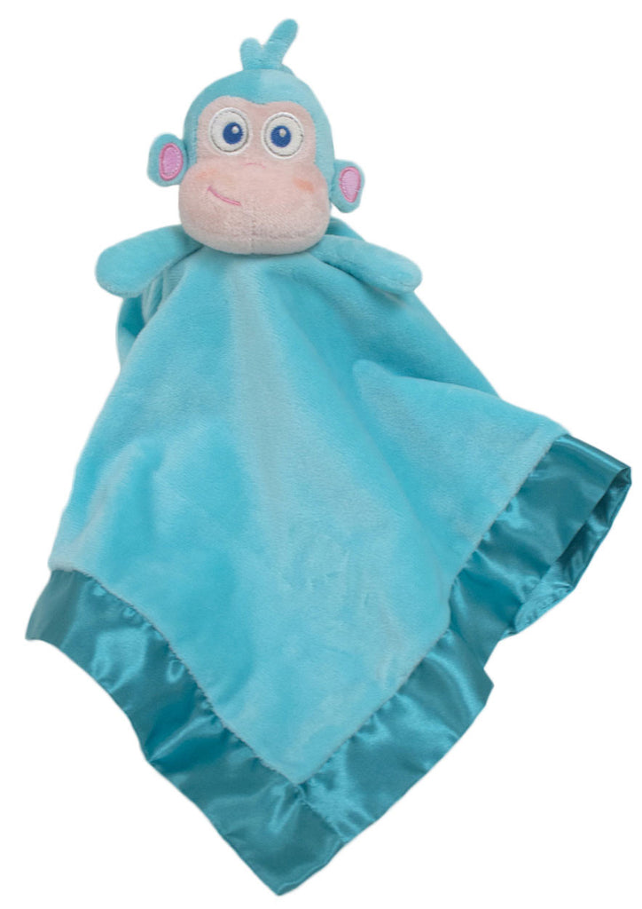 Dora The Explorer Boots Lovie Blanket - nickelodeonstore.co.uk