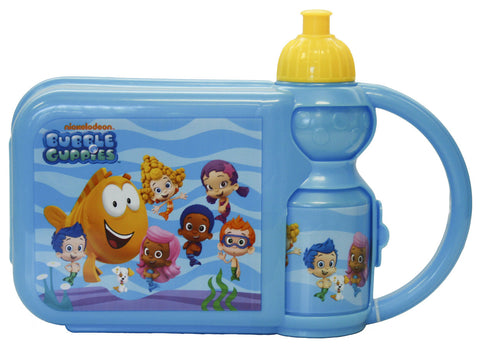 Bubble Guppies Combo Set