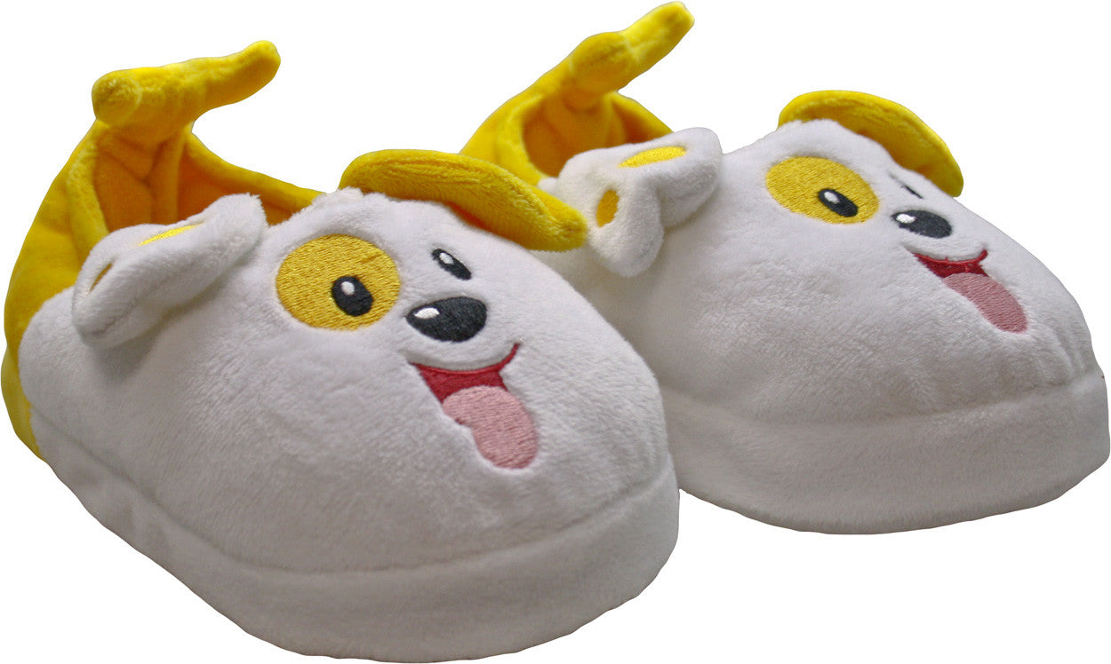 "Bubble Guppies ""Bubble Puppy"" Slippers - Toddler - nickelodeonstore.co.uk"