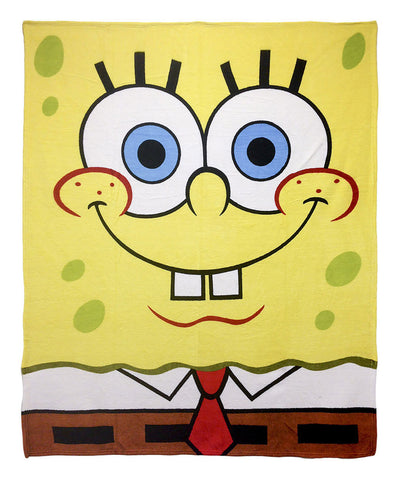 "SpongeBob SquarePants ""The Bob"" Plush Blanket"