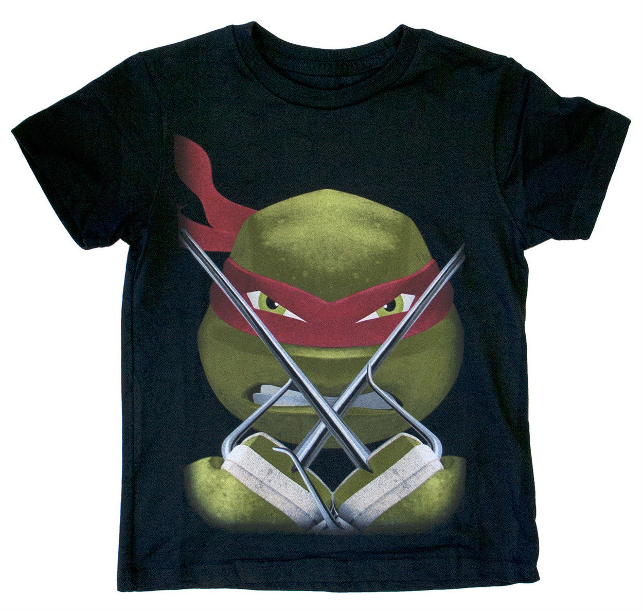 Teenage Mutant Ninja Turtles In Your Face t-shirt
