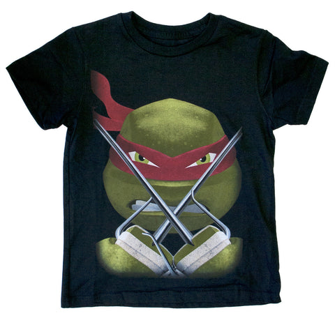 "Teenage Mutant Ninja Turtles Raphael ""In Your Face"" Tee - Youth"