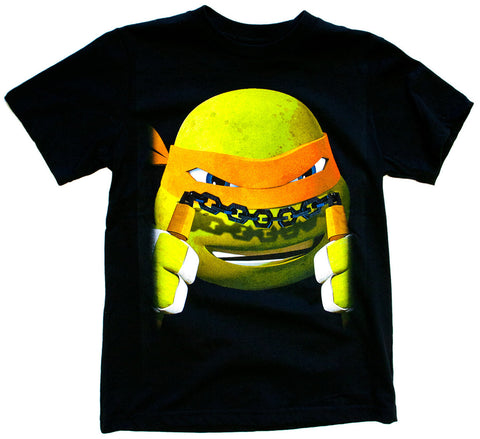 "Teenage Mutant Ninja Turtles Mikey ""In Your Face"" Tee - Youth"