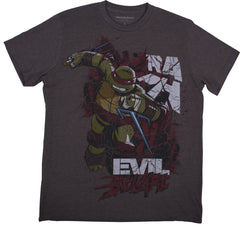 Teenage Mutant Ninja Turtles Adult Beware t-shirt