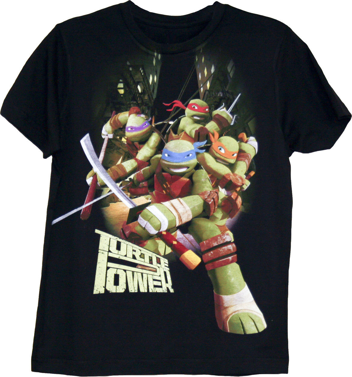 Teenage Mutant Ninja Turtles Turtle Power T-shirt