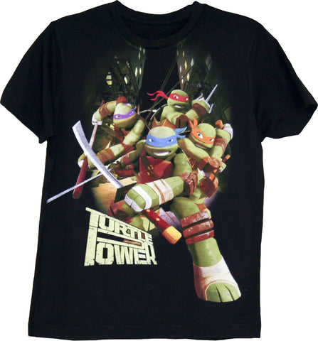 "Teenage Mutant Ninja Turtles ""Turtle Power"" Tee - Youth"