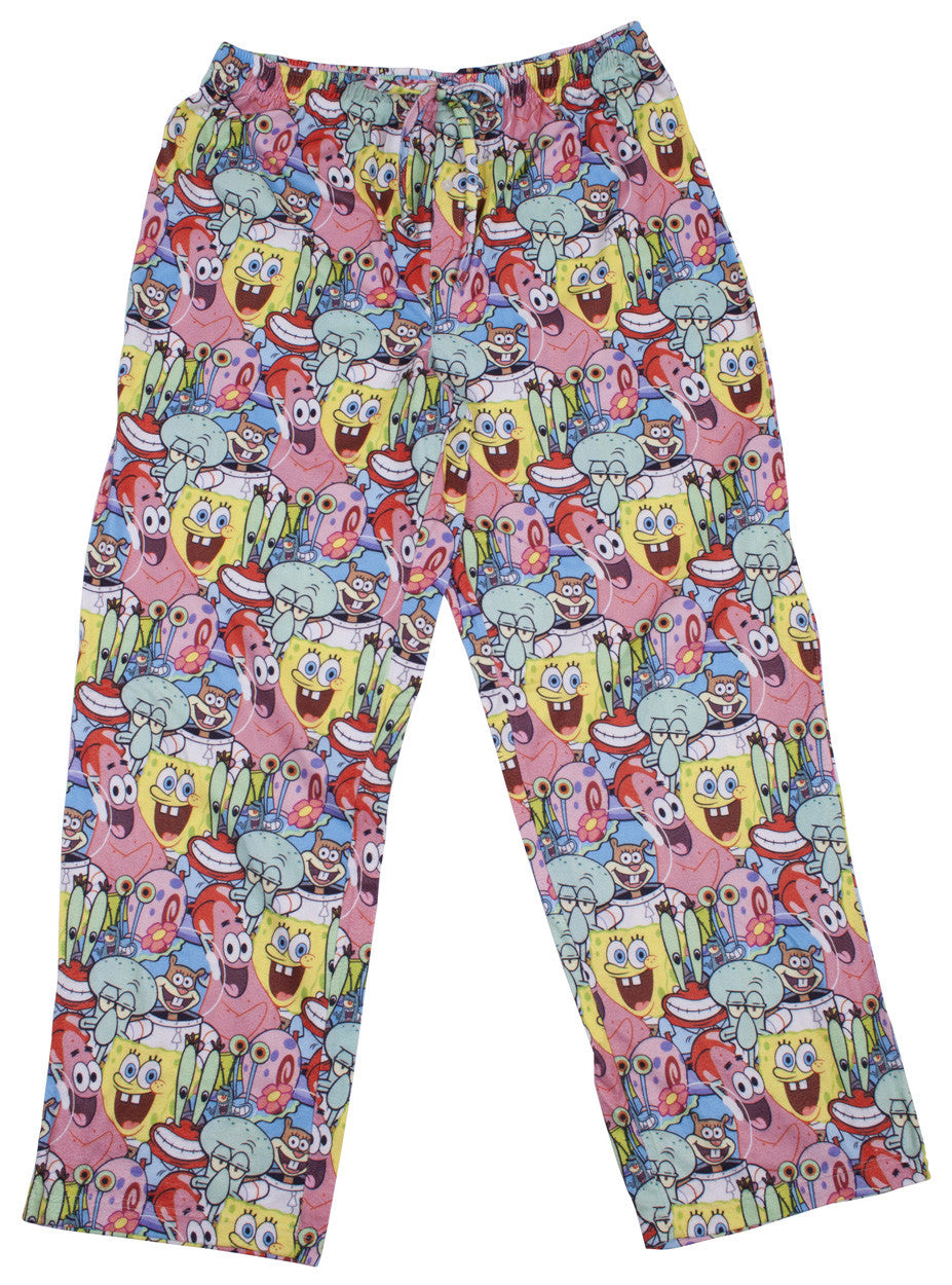 SpongeBob SquarePants Mens pyjama bottoms