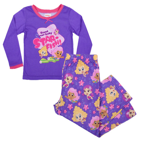 "Bubble Guppies ""Lucky Starfish"" PJ Set - Toddler"