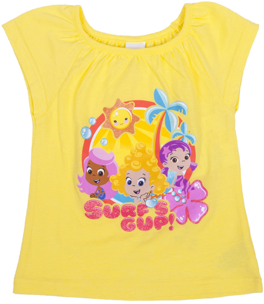 "Bubble Guppies ""Surfs Gup"" Tee - Toddler - nickelodeonstore.co.uk"