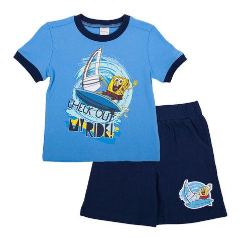 SpongeBob SquarePants toddler my ride 2 piece set