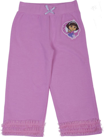 "Dora The Explorer ""Ballet"" Pants - Toddler"