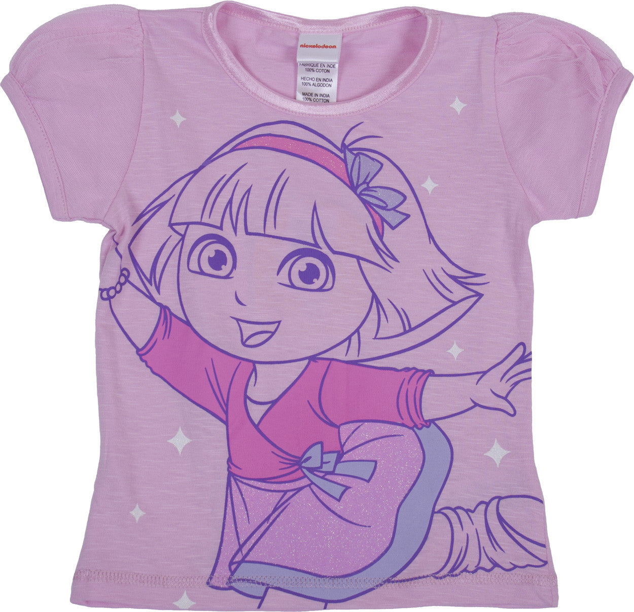 Dora The Explorer  'Ballet' Tee - Toddler - nickelodeonstore.co.uk