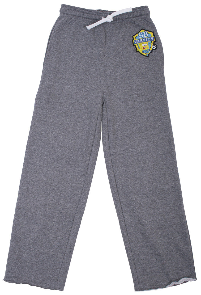 SpongeBob SquarePants Football Fleece bottoms