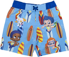 "Bubble Guppies ""All Aboard"" Board Shorts - Toddler - nickelodeonstore.co.uk"