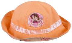 Dora The Explorer Floral Sun Hat - Toddler - nickelodeonstore.co.uk