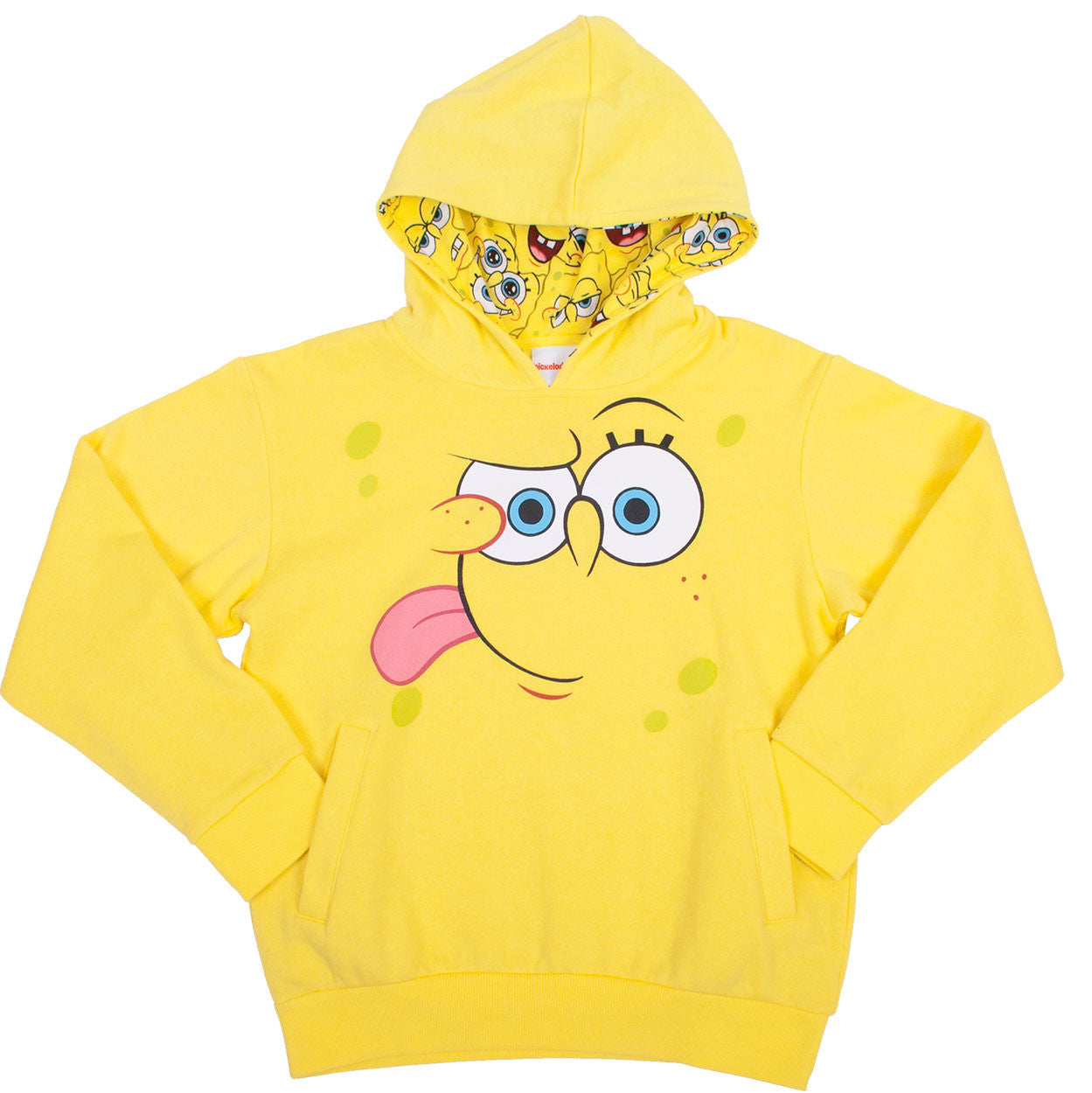 SpongeBob SquarePants Big Face Pullover