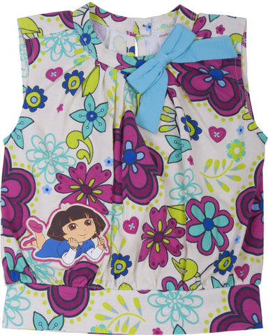 "Dora The Explorer ""Jardin"" Blouse - Toddler"