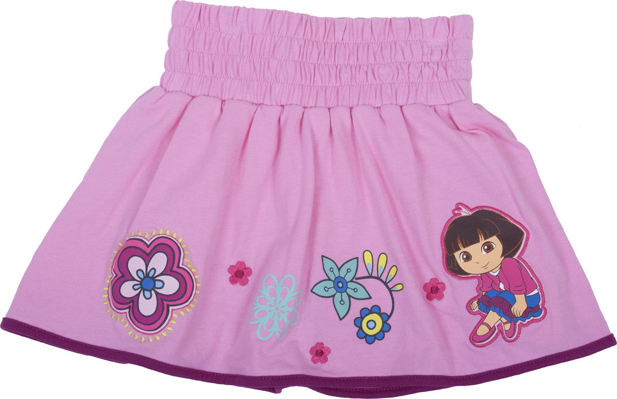 "Dora The Explorer ""Jardin"" Skort - Toddler - nickelodeonstore.co.uk"