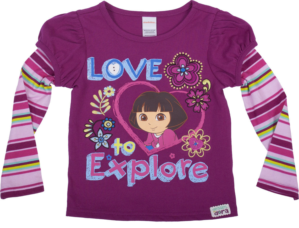 "Dora The Explorer ""Jardin"" Twofer - Toddler - nickelodeonstore.co.uk"