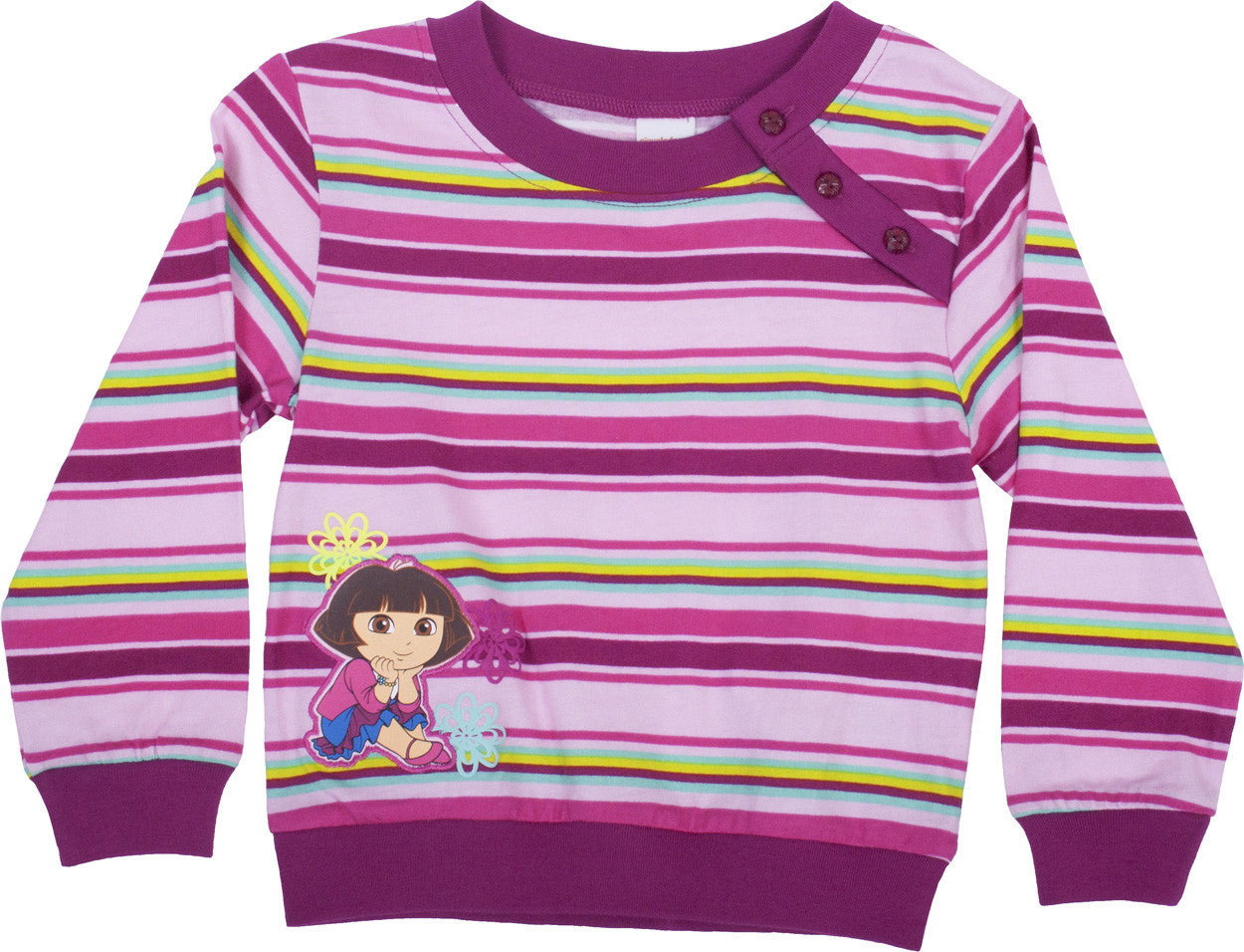 "Dora The Explorer ""Jardin"" Longsleeve Pullover - Toddler - nickelodeonstore.co.uk"