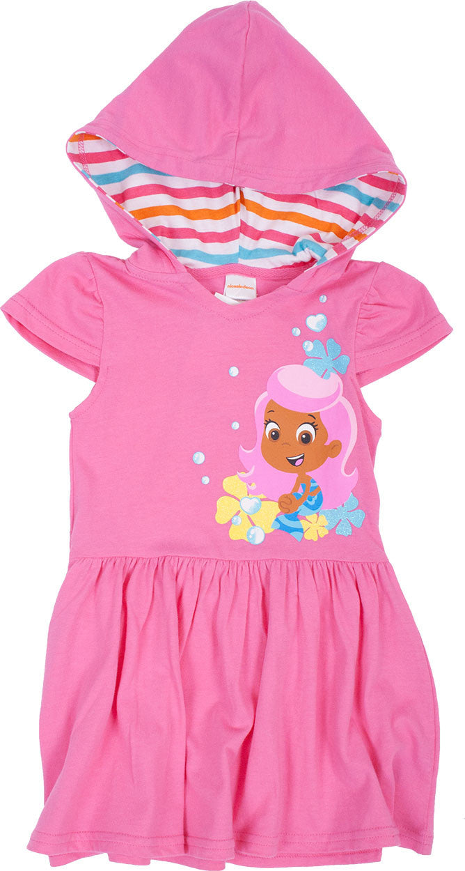 "Bubble Guppies ""Surfs Gup"" Cover Up Dress - Girls - nickelodeonstore.co.uk"